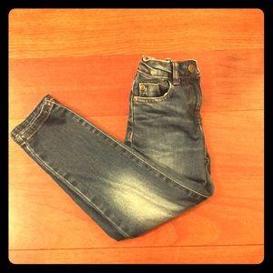 Mini Boden Straight Leg Jeans
